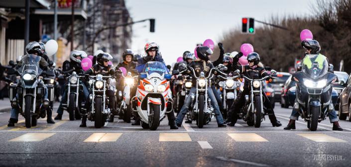 Toutes en Moto 2013