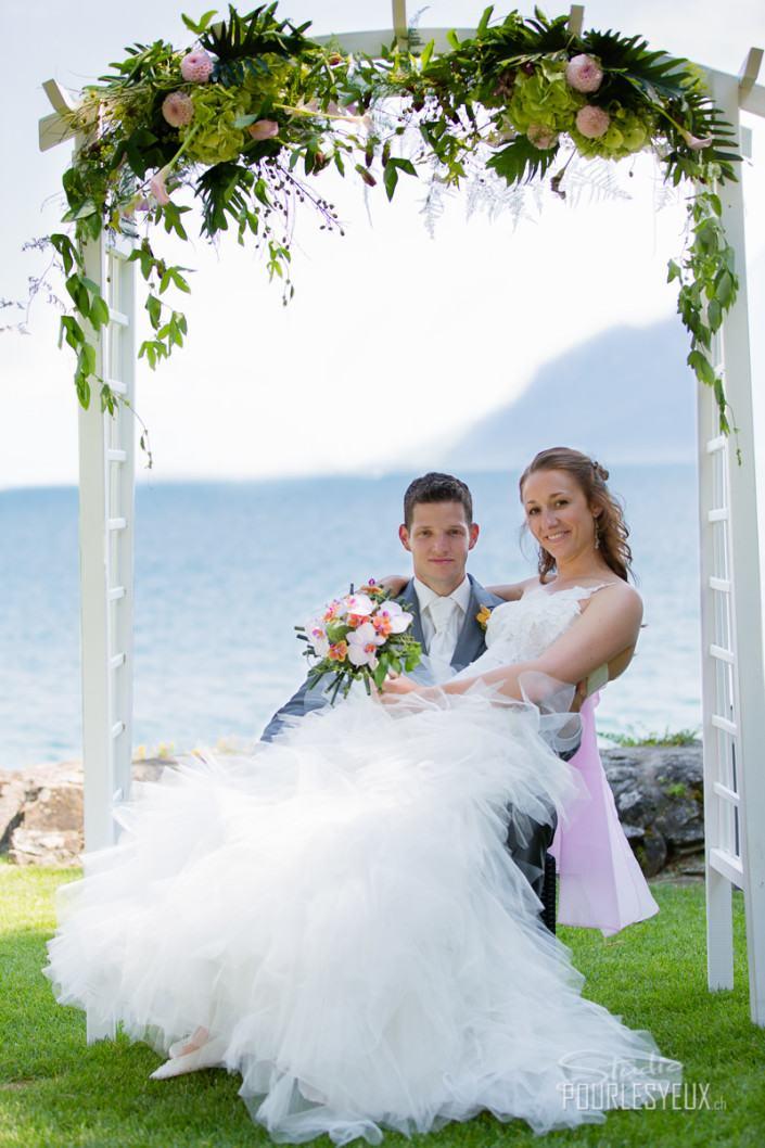 mariage photographe geneve exterieur amour couple