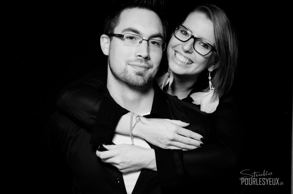 Anniversaire studio pourlesyeux 2014 couple photographe