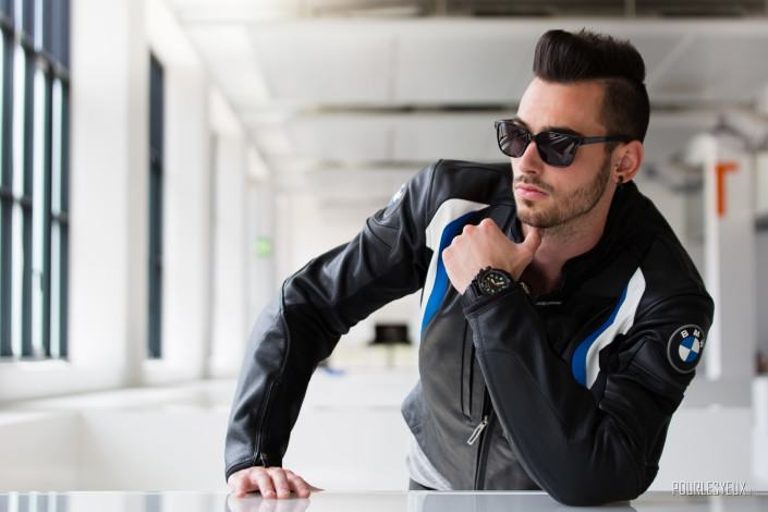 Photographe entreprise fashion homme bmw