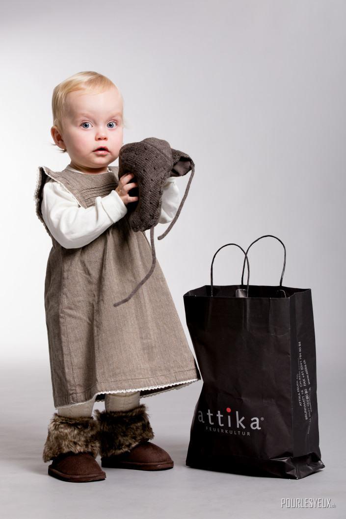 Photographe geneve fille bebe mode