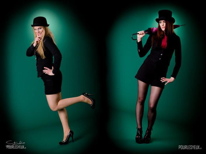 duo fashion photographe femmes photographe geneve