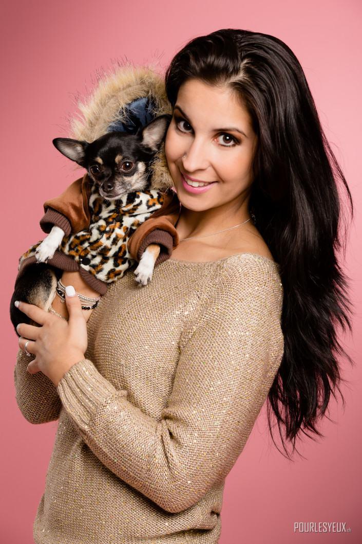 fashion photographe geneve carouge chien portrait