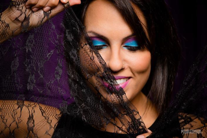 mode beaute portrait photographe geneve maquillage
