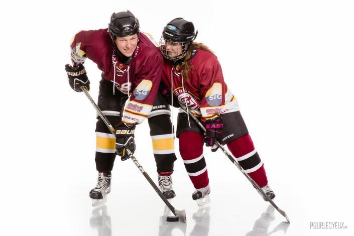 photographe geneve studio carouge couple hockey