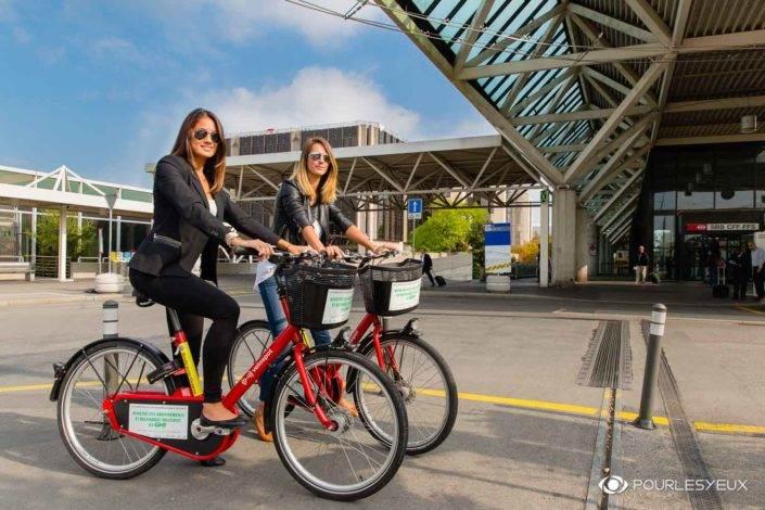 photographe genève extérieur femmes corporate tcs portrait entreprise suisse publicité