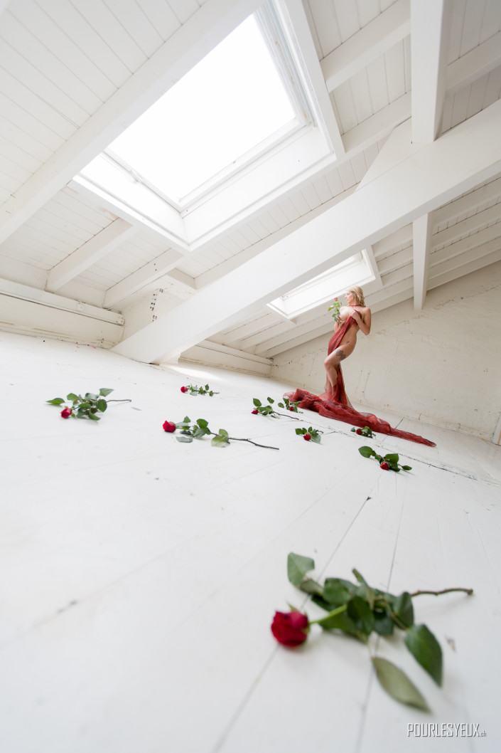 photographe geneve carouge exterieur nu femme