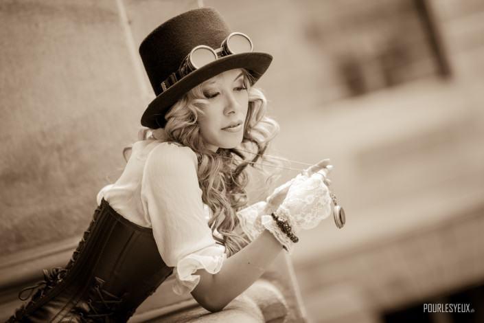 sepia portrait exterieur geneve photographe vieille ville