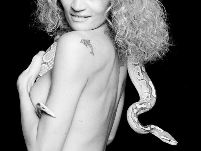 photographe geneve carouge nu serpent femme