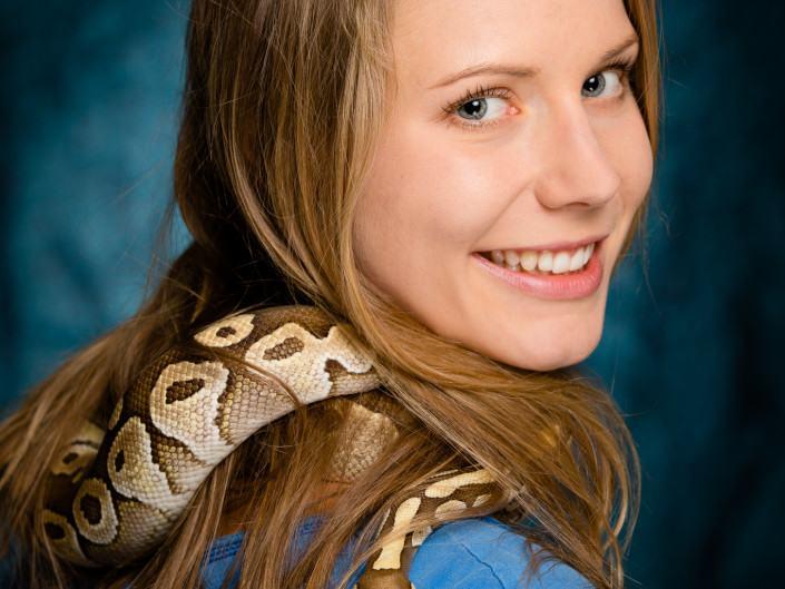 photographe geneve carouge serpent maquillage