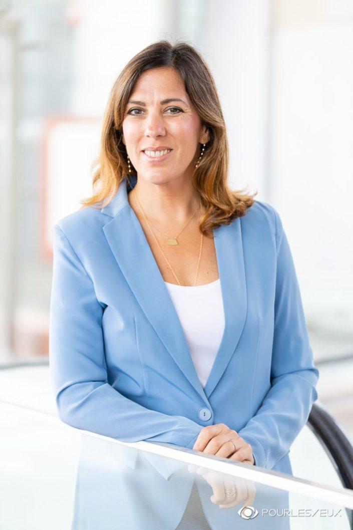 Portrait corporate CV pour femmes - À Genève