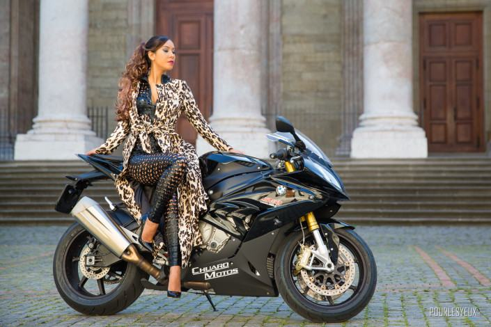geneve photographe fashion cathedrale moto