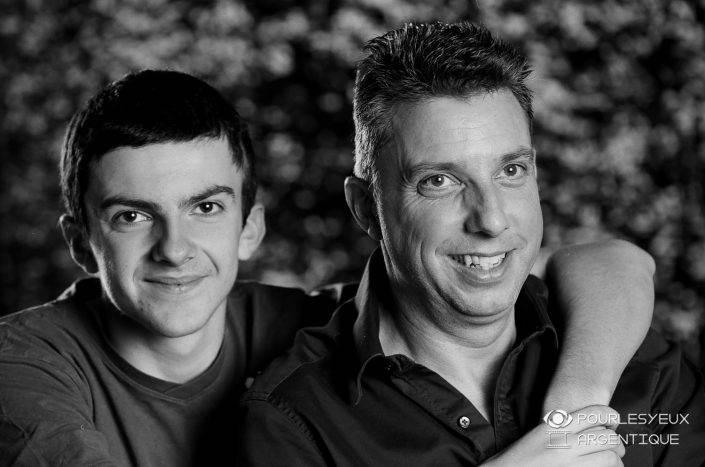 portrait photographe genève séance photo famille père fils enfant homme