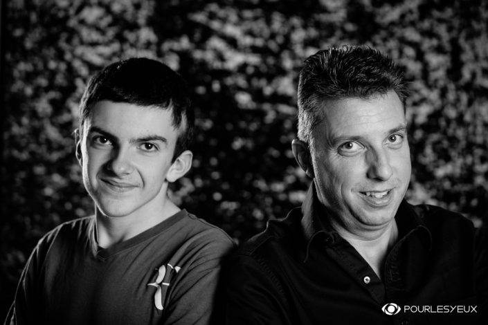 portrait photographe genève séance photo famille père fils enfant