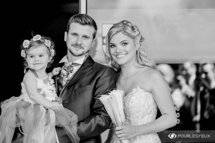 Photographe mariage Genève suisse famille enfant noir blanc portrait