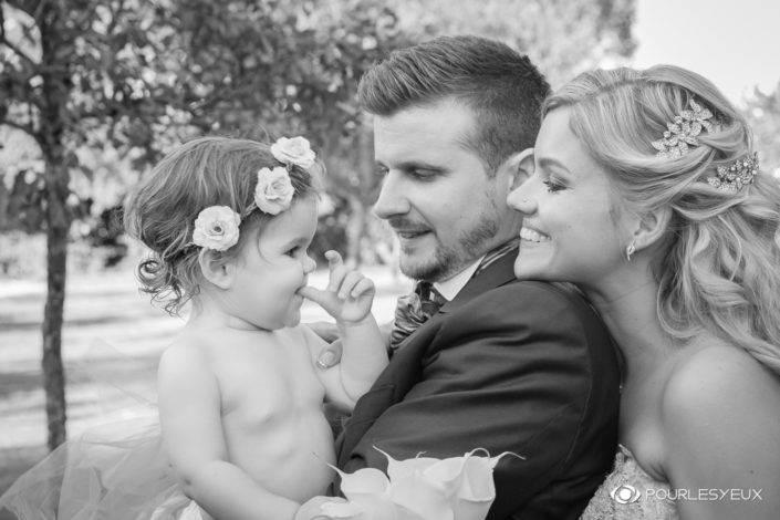 Photographe mariage Genève suisse famille noir blanc enfant portrait anmour couple