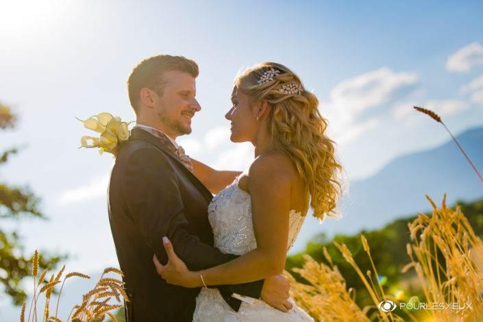 Photographe mariage Genève couple suisse amour portrait extérieur