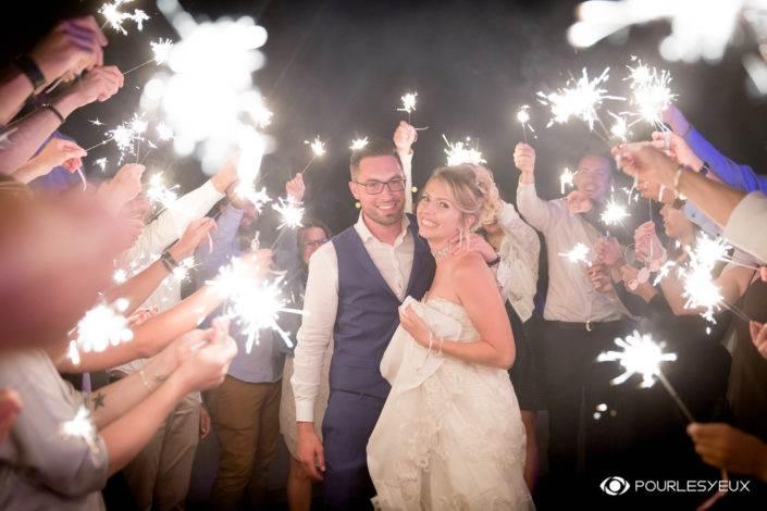 Photographe mariage Genève marié marier couple amour union extérieur nuit