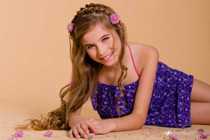photographe genève mode fashion maquillage maquilleuse coiffeuse enfant fille