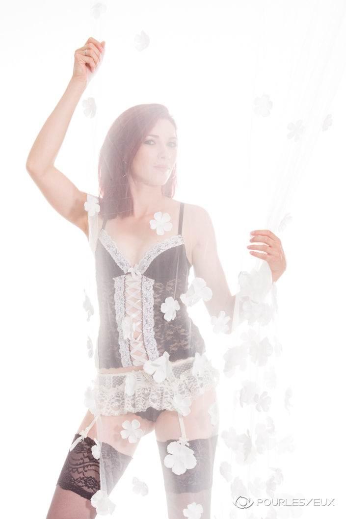 photographe genève glamour lingerie femme
