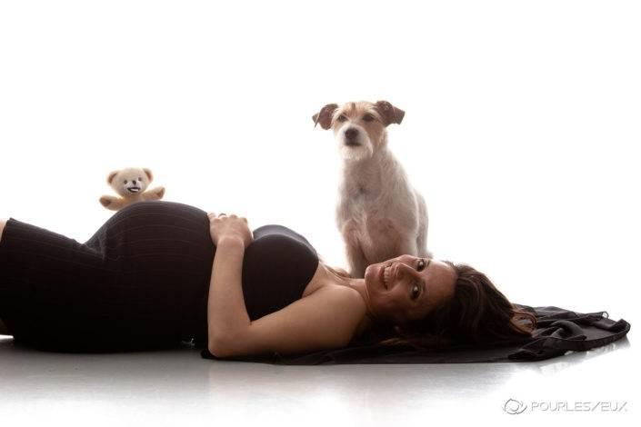 Une séance photo avec votre animal de compagnie ?
